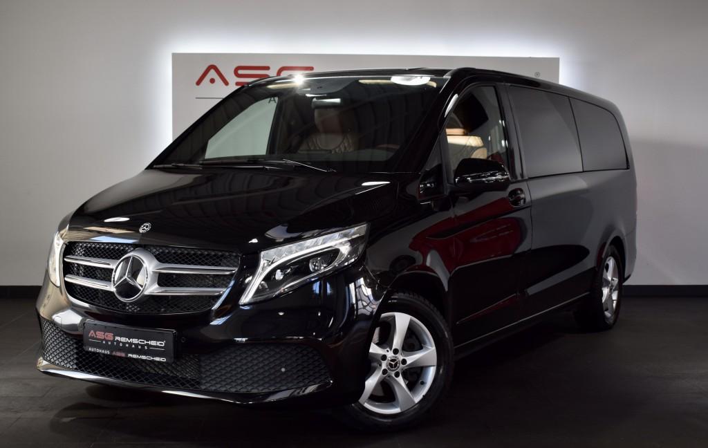 Mercedes-Benz V 300 d extralang *VIP Umbau *Business Van *TV *, Jahr 2019, Diesel