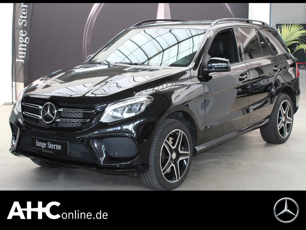 Mercedes-Benz GLE 400 4M AMG+COMAND+LED+SPUR-P+SD+NIGHT+KAMERA, Jahr 2016, Benzin