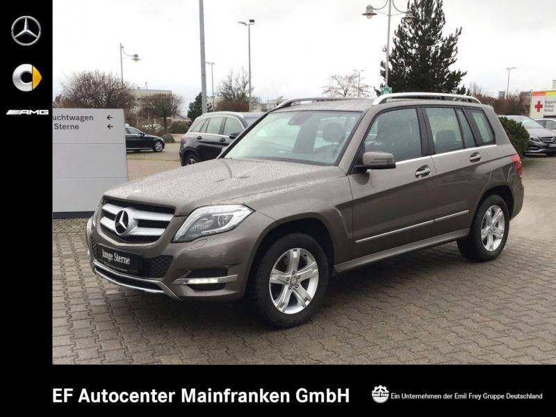 Mercedes-Benz GLK 350 CDI 4Matic+AHK+Navi+EasyPack+ParkAss, Jahr 2013, diesel