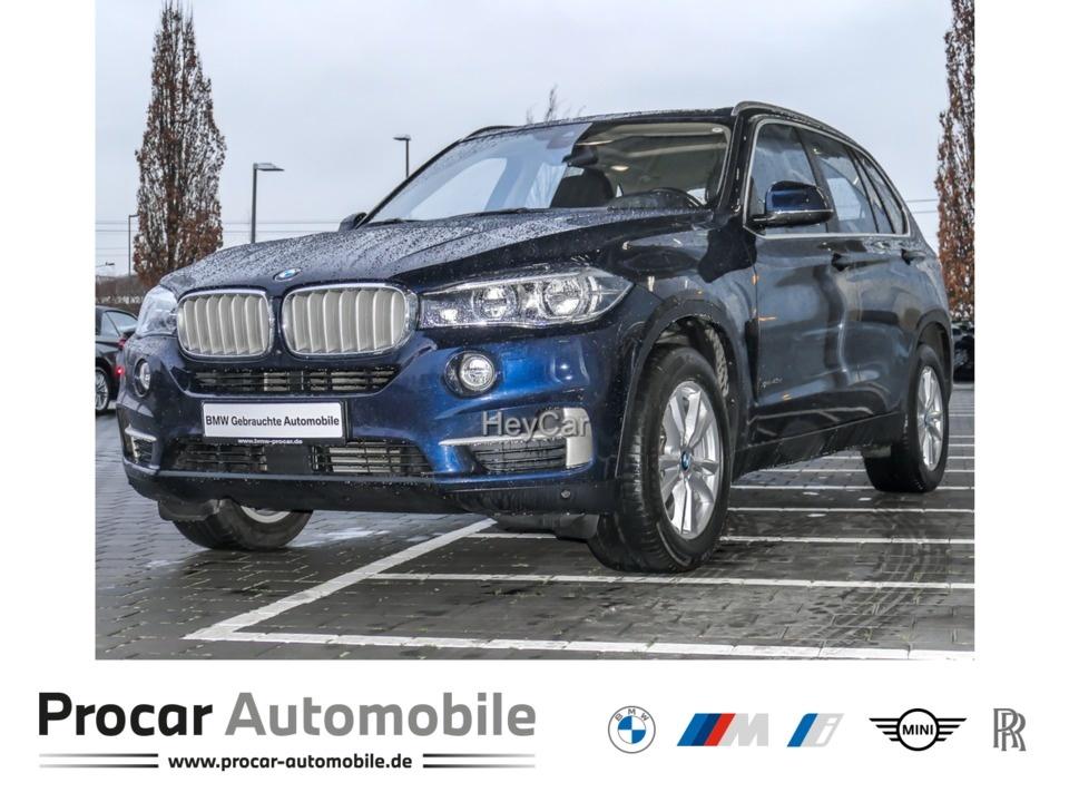 BMW X5 xDrive40d Head-Up LED DA+ Pano AHK Standhzg., Jahr 2017, Diesel