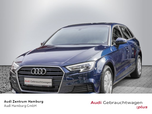 Audi A3 Sportback 1,0 TFSI S tronic NAVI XENON, Jahr 2018, Benzin