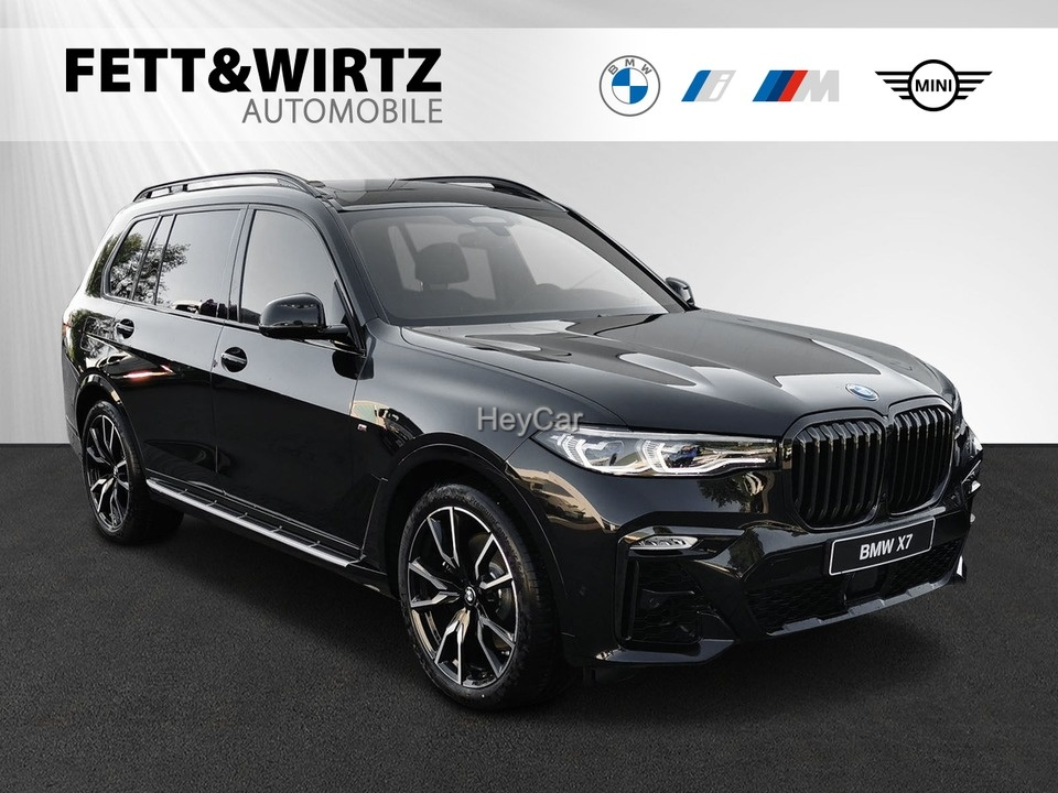 BMW X7 finanzieren