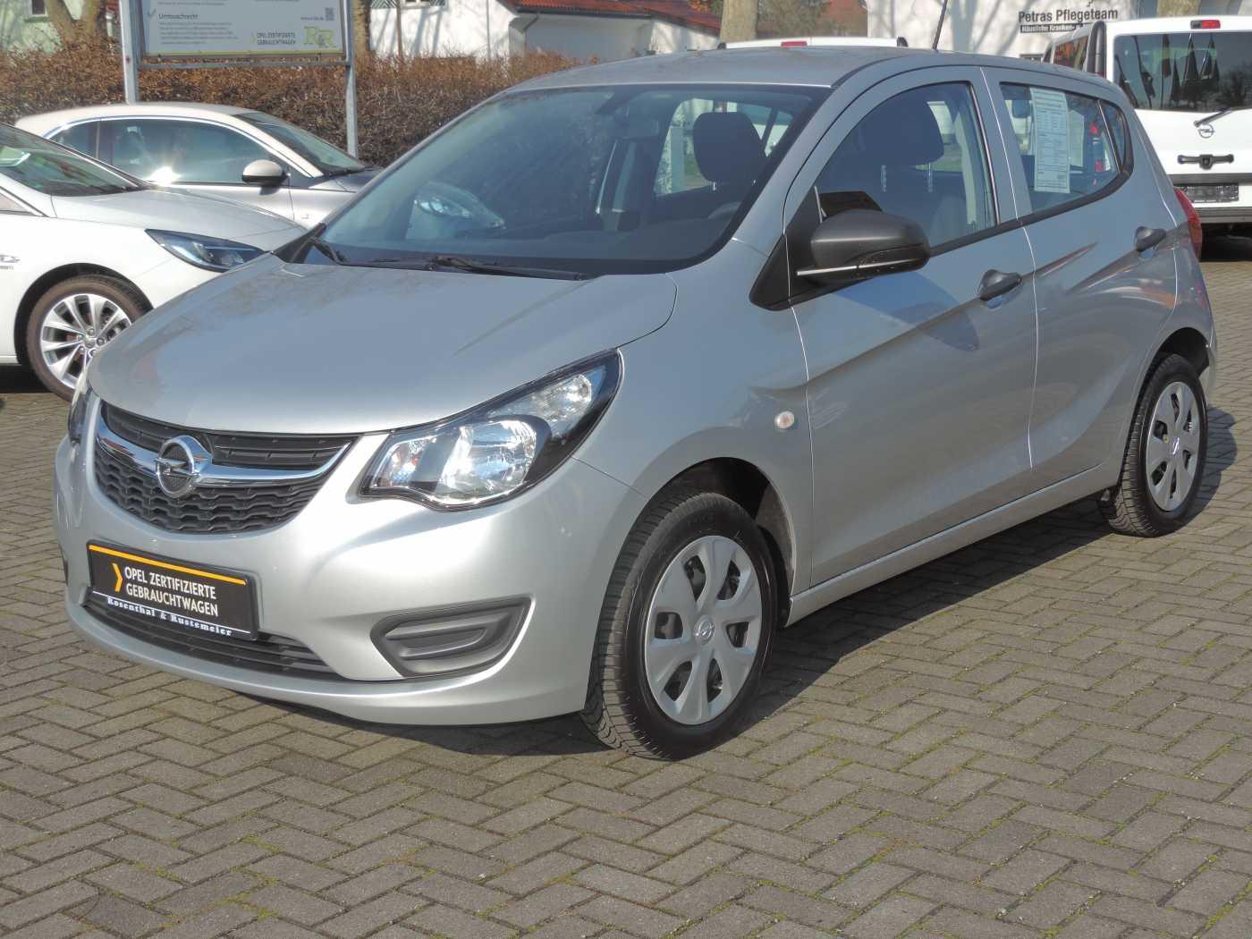 Opel Karl 1.0 Selection KLIMA, Jahr 2016, Benzin