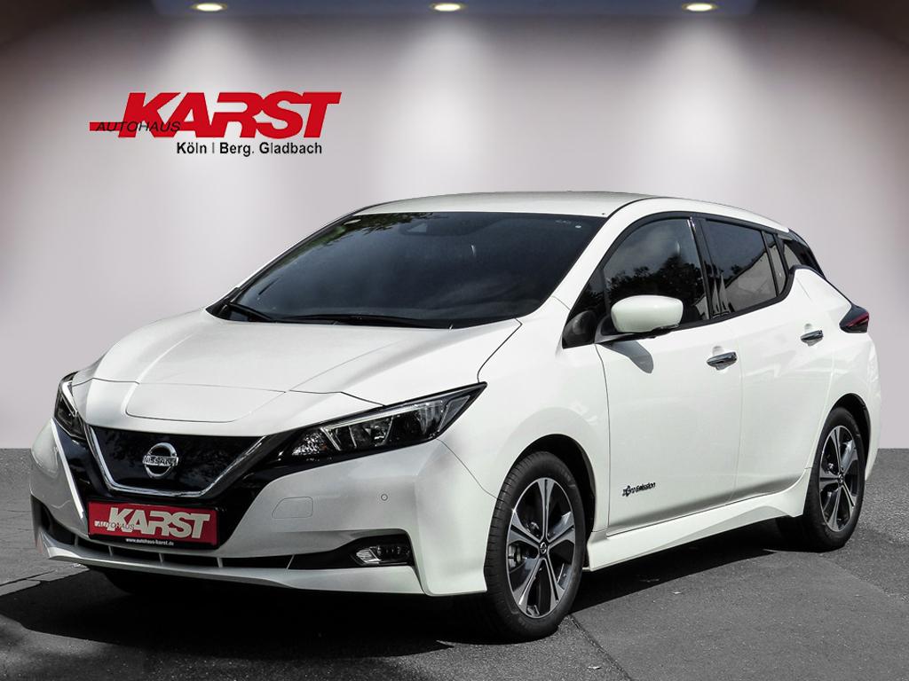 Nissan LEAF 40kW N-CONNECTA Winter ProPilot, Jahr 2019, Elektro