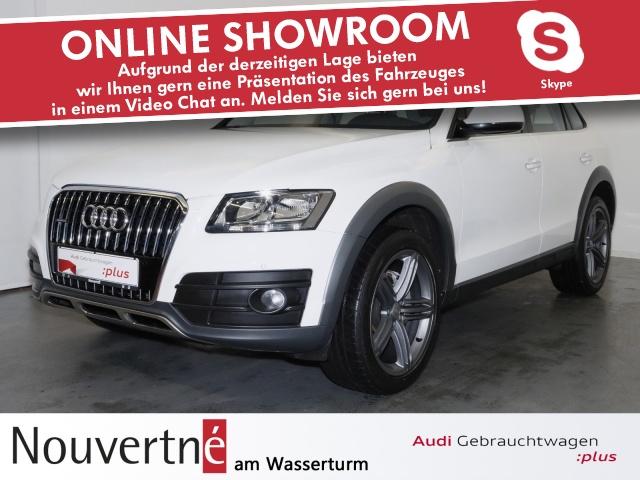 "Audi Q5 2.0 TDI quattro Off-Road Paket 20"" OpenSky Navi, Jahr 2017, diesel"