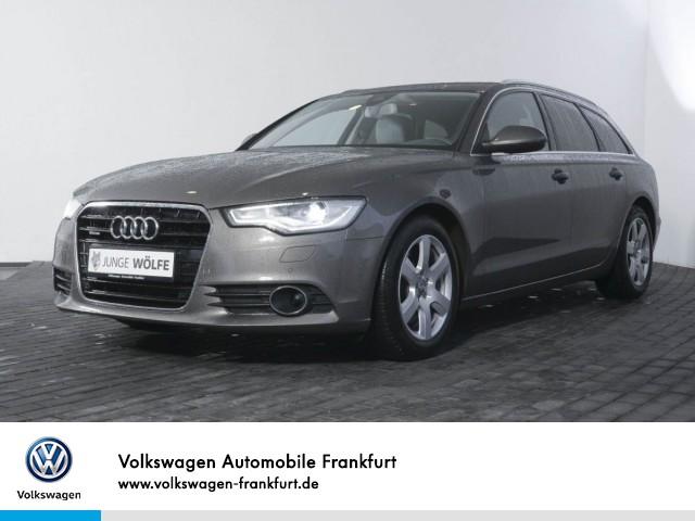 Audi A6 Avant 3.0 TDI quattro tiptronic Navi AHK Klima Xenon-Scheinwerfer A6 Avant qTDI3.0 V6180 A7S, Jahr 2014, Diesel