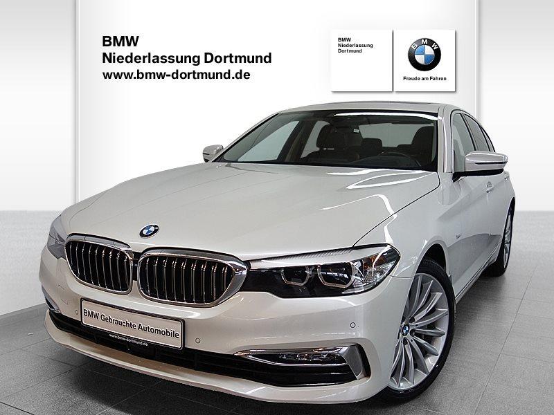 BMW 530d Limousine Luxury Line, Jahr 2017, Diesel