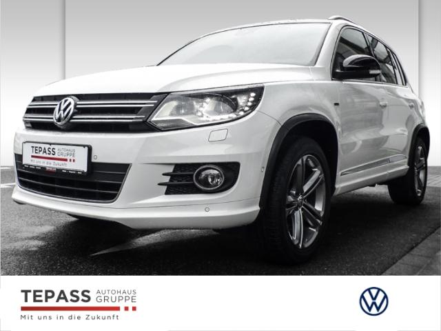 Volkswagen Tiguan 1.4 TSI City Scape Navi Xenon AHK LM 18 Zoll, Jahr 2015, Benzin
