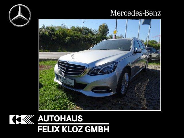 Mercedes-Benz E 300 T Elegance Schiebedach Navi AHK ILS PDC, Jahr 2013, Benzin