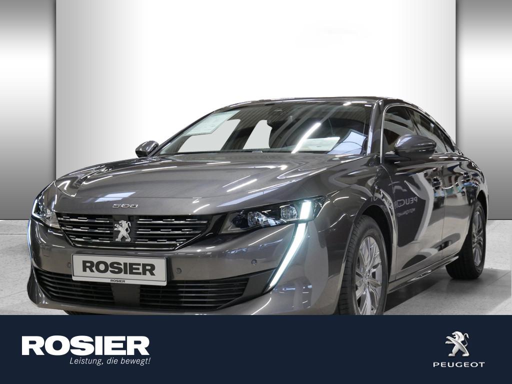 Peugeot 508 1.5 BlueHDi 130 Active, Jahr 2021, Diesel