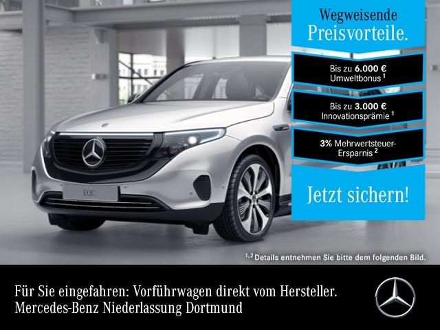 "Mercedes-Benz EQC 400 4MATIC ALU 20"" Distronic PTS Sitzheizung, Jahr 2020, electric"