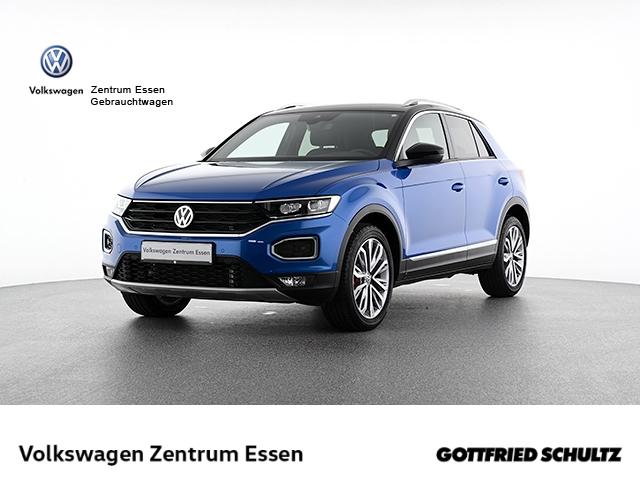 Volkswagen T-Roc Sport 2 0 TDI DSG, Jahr 2020, Diesel