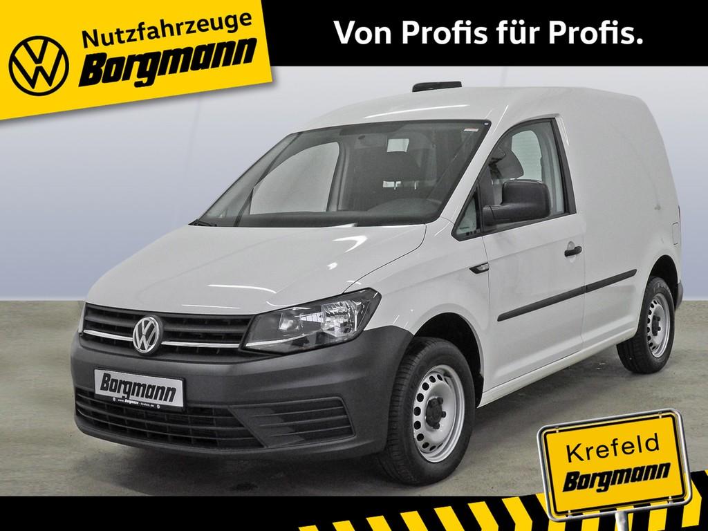 Volkswagen Caddy Kasten 2.0 TDi Klima PDC, Jahr 2017, Diesel
