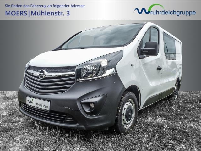 Opel Vivaro Doka 1.6D L1H1 Klima Holzboden PDC, Jahr 2018, Diesel