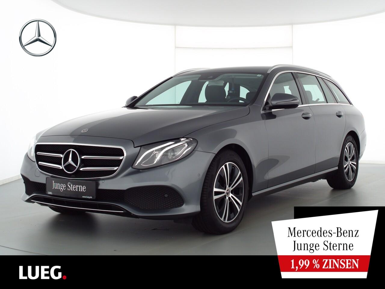 Mercedes-Benz E 220 d T Avantgarde+COM+LED-HP+Totw+ParkAss+RFK, Jahr 2020, Diesel