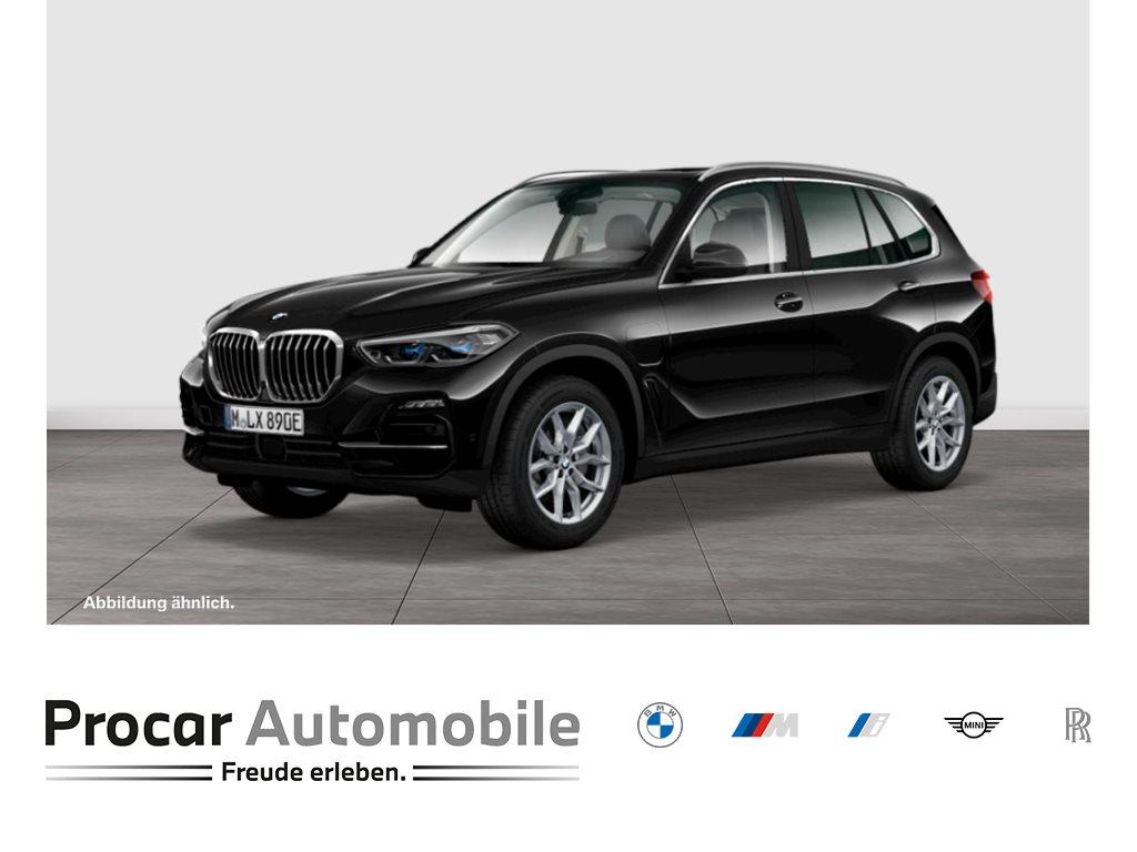 BMW X5 xDrive45e Laser AHK DA Prof. Pano H/K SoftCl., Jahr 2020, Hybrid