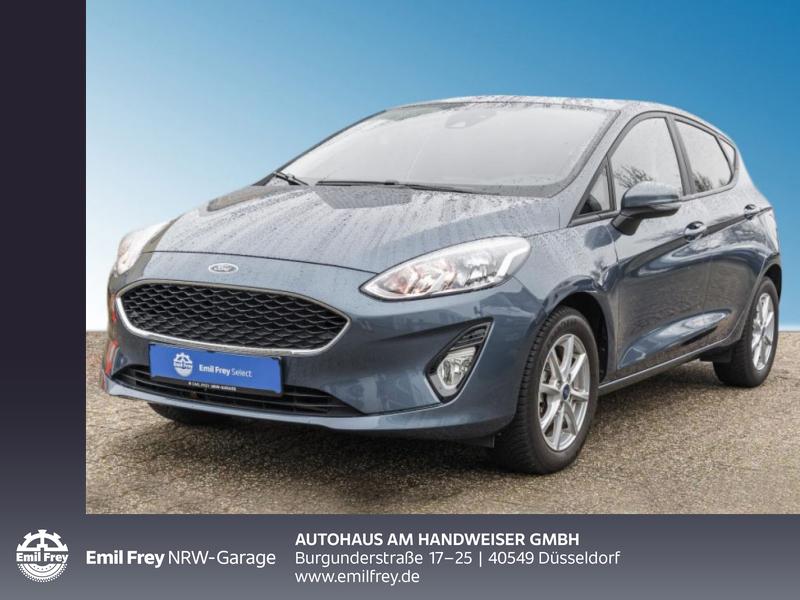 Ford Fiesta 1.1 COOL&CONNECT, Jahr 2019, Benzin