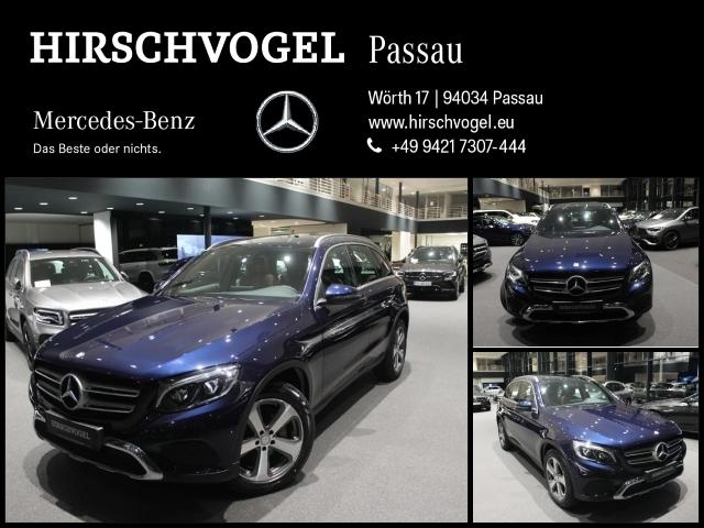 Mercedes-Benz GLC 250 d 4M EXCLUSIVE+Pano+AHK+Com+ILS+PDC+SHZ, Jahr 2016, Diesel