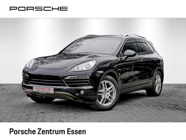 Porsche Cayenne Diesel / BT Navi Bi-Xenon El. Panodach SHZ, Jahr 2012, Diesel