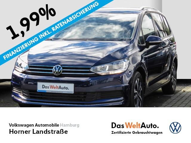 Volkswagen Touran 1.5 TSI United Navi 7-Sitzer Sitzheizung, Jahr 2020, Benzin