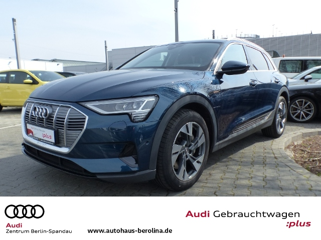 Audi e-tron 50 quattro *NAV+*ACC*VC+*R-CAM*DAB*, Jahr 2020, Benzin