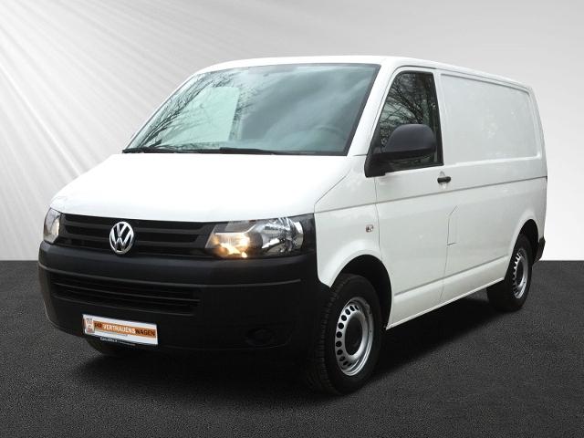Volkswagen T5 Kasten 2.0 TDI DPF *AHK,Elektrikpaket,Doppels, Jahr 2014, Diesel