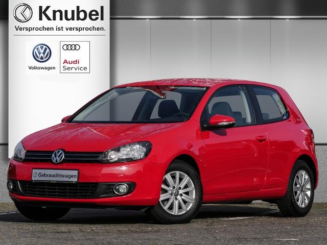 Volkswagen Golf VI Move 1.2 TSI Klima Sitzh. PDC, Jahr 2012, petrol