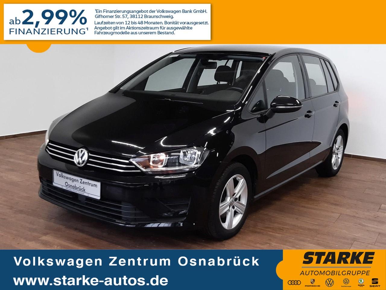 Volkswagen Golf Sportsvan 1.6 TDI Comfortline, Jahr 2015, Diesel