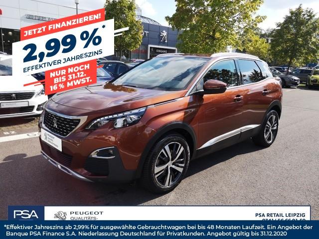 Peugeot 3008 BlueHDi 120 Stop & Start EAT6 Allure, Jahr 2016, Diesel