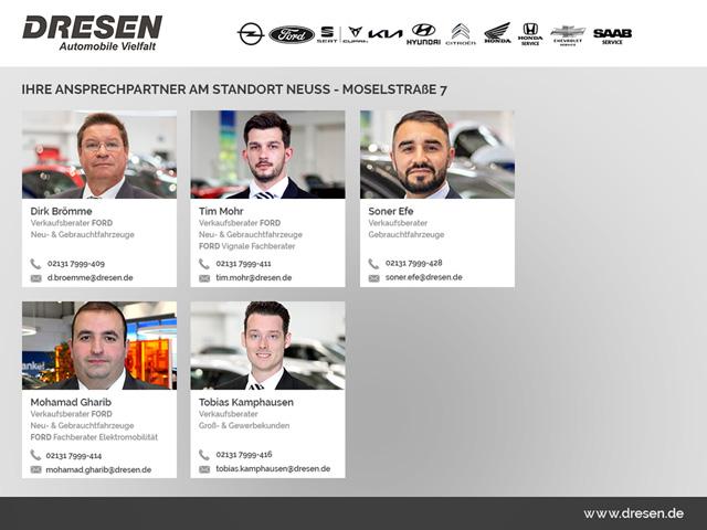 Ford Fiesta Titanium 1.5TDCi+KESSY+Lenkradheizung+Kamera, Jahr 2017, Diesel