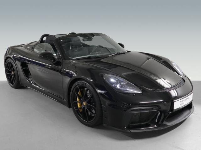 Porsche 718 Spyder 4.0 PCCB BOSE Vollschalensitze, Jahr 2020, Benzin