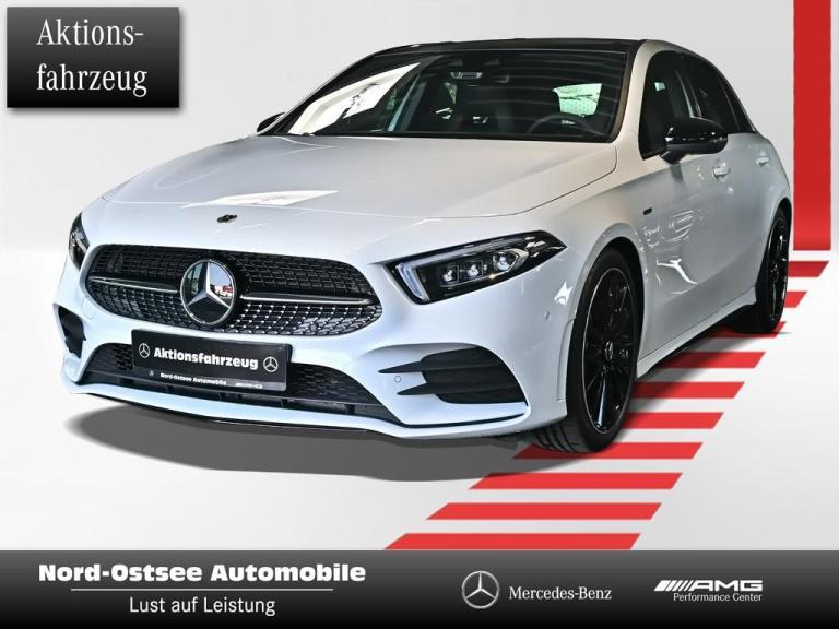 Mercedes-Benz A 220 d AMG NIGHT PANO MULTIBEAM DISTRONIC, Jahr 2021, Diesel