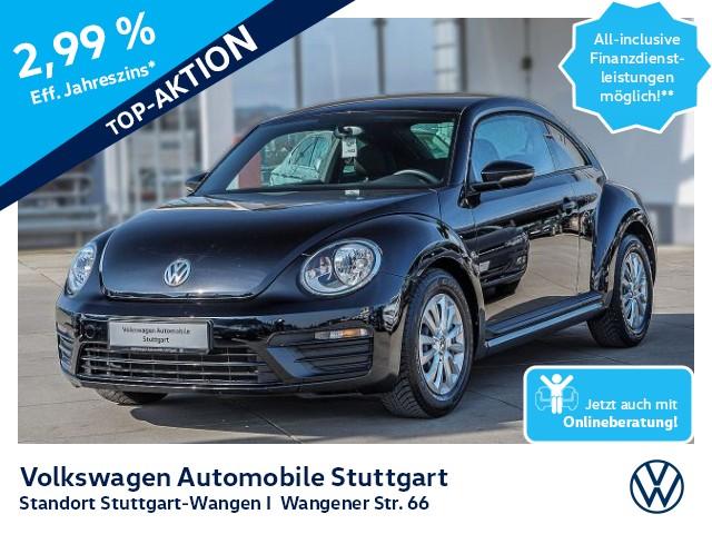 Volkswagen Beetle 1.2 TSI Bluetooth Radio, Jahr 2017, Benzin