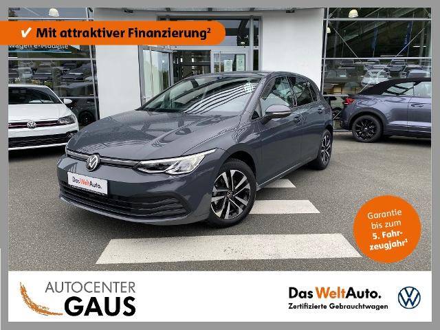 Volkswagen Golf VIII United 2.0 TDI Navi ACC Standhzg., Jahr 2020, Diesel