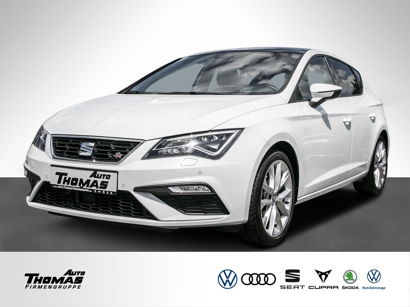 Seat Leon FR 1.5 TSI ACT 110 kW (150 PS) 6-Gang, Jahr 2019, Benzin