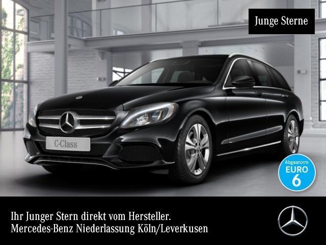 Mercedes-Benz C 250 d T 4M Avantgarde Burmester COMAND LED PTS, Jahr 2017, Diesel