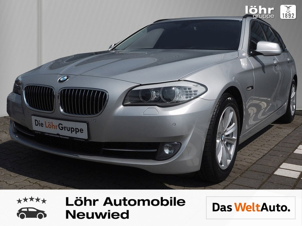 BMW 520d touring Autom. / Panorama/ Navi/ Xenon, Jahr 2012, Diesel