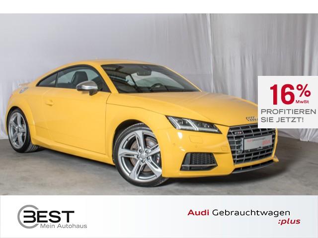 "Audi TTS Coupé 2.0 TFSI quattro Matrix, VIRTUAL, Navi+, PDC, Shz, GRA, LM 19"", Jahr 2016, petrol"