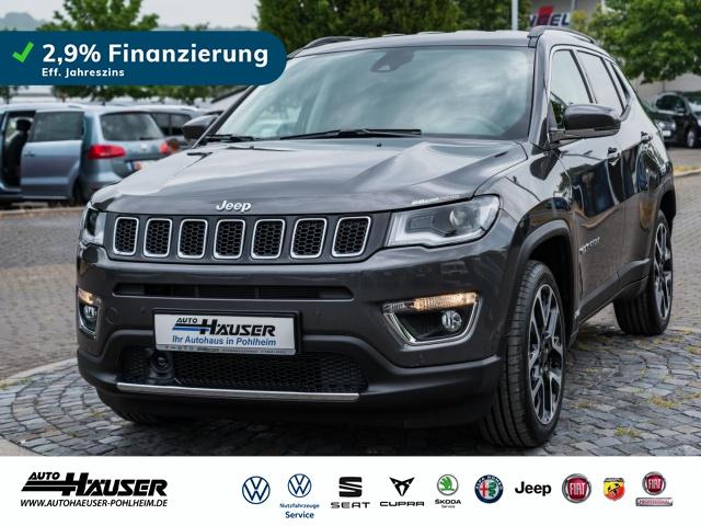 Jeep Compass finanzieren