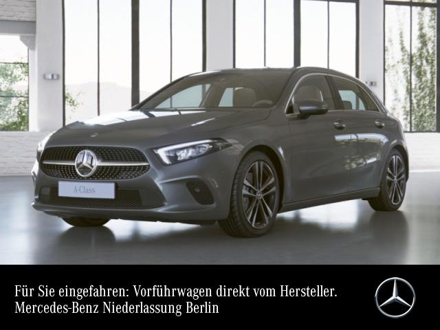 Mercedes-Benz A 200 Progressive LED Spurhalt-Ass Totwinkel PTS, Jahr 2020, Benzin