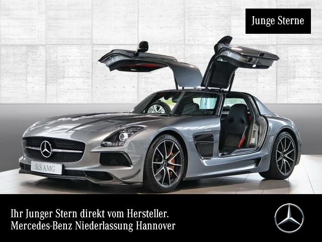 Mercedes-Benz SLS AMG Black Series Keramik AeroP COMAND Kamera, Jahr 2014, Benzin