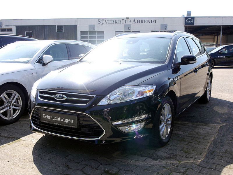 Ford Mondeo Business Edition Navi AHK Soundsystem, Jahr 2014, Diesel