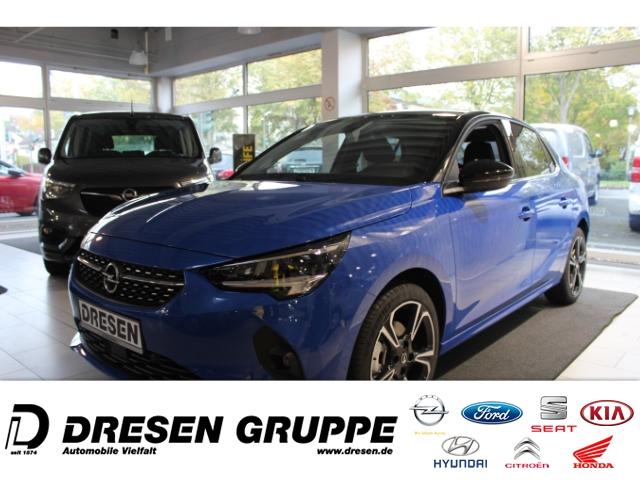 Opel Corsa Elegance 1.2 Turbo KLIMA/SHZ/LHZ/PDC/MULTIMEDIA, Jahr 2021, Benzin