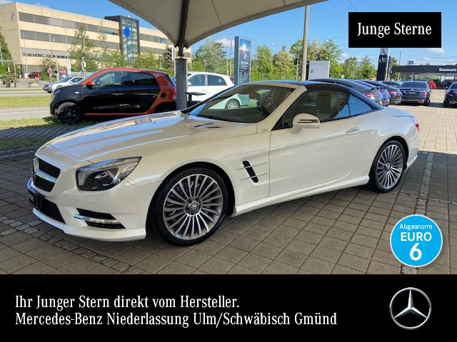 Mercedes-Benz SL 400 2Look Edition AMG designo Pano Harman ILS, Jahr 2015, Benzin
