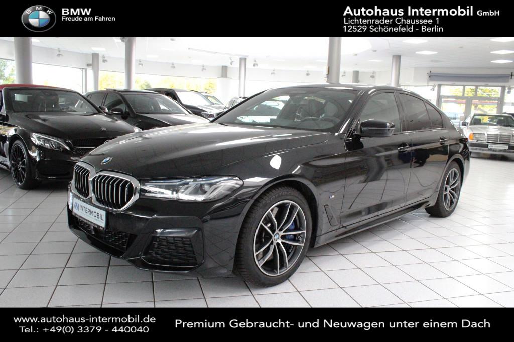 BMW 530d M Sport *H-UP*LASER*Park-Assist*PDC*360°, Jahr 2021, Diesel