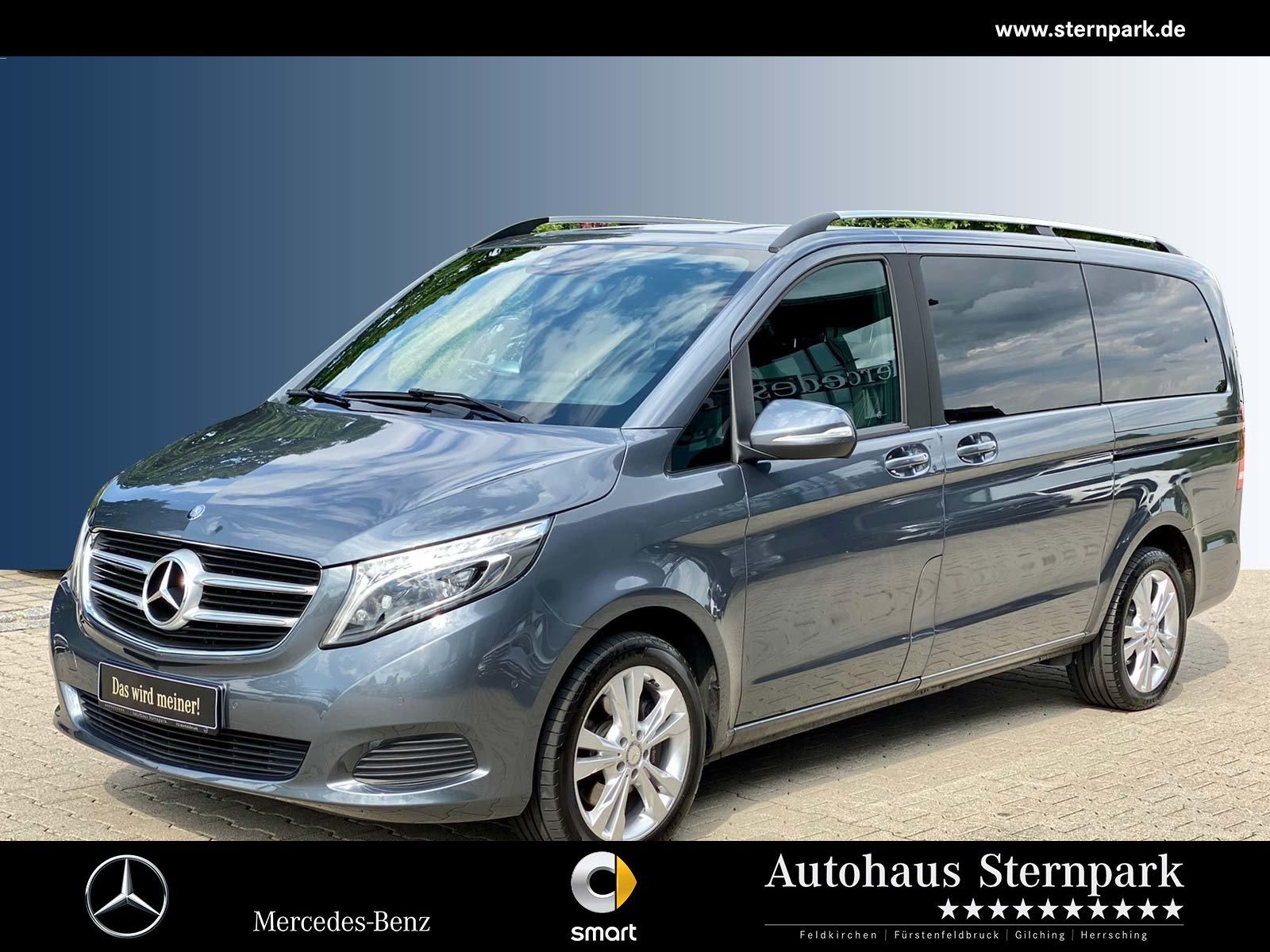 Mercedes-Benz V 250d EDITION Lang 7G/Sport-Paket/Spur/Totw/LED, Jahr 2016, Diesel