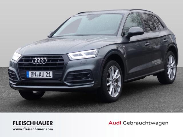 Audi Q5 40 2.0 TDI quattro sport S line S tronic, Jahr 2020, Diesel