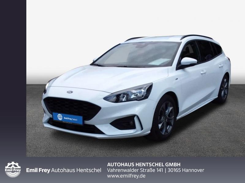 Ford Focus Turnier 1.0 EcoBoost Aut. ST-LINE, Jahr 2019, Benzin