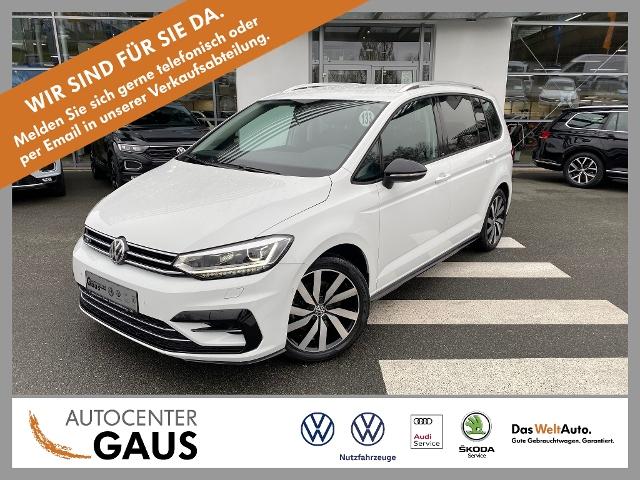Volkswagen Touran IQ.DRIVE 1.5 TSI DSG Navi LED ACC, Jahr 2019, Benzin
