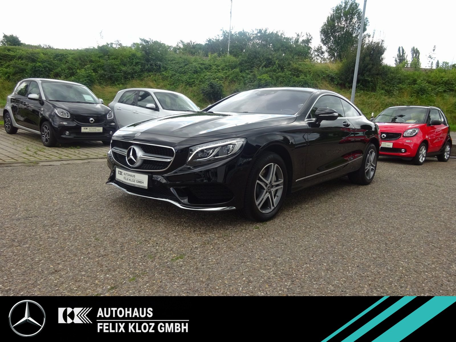 Mercedes-Benz S 450 finanzieren